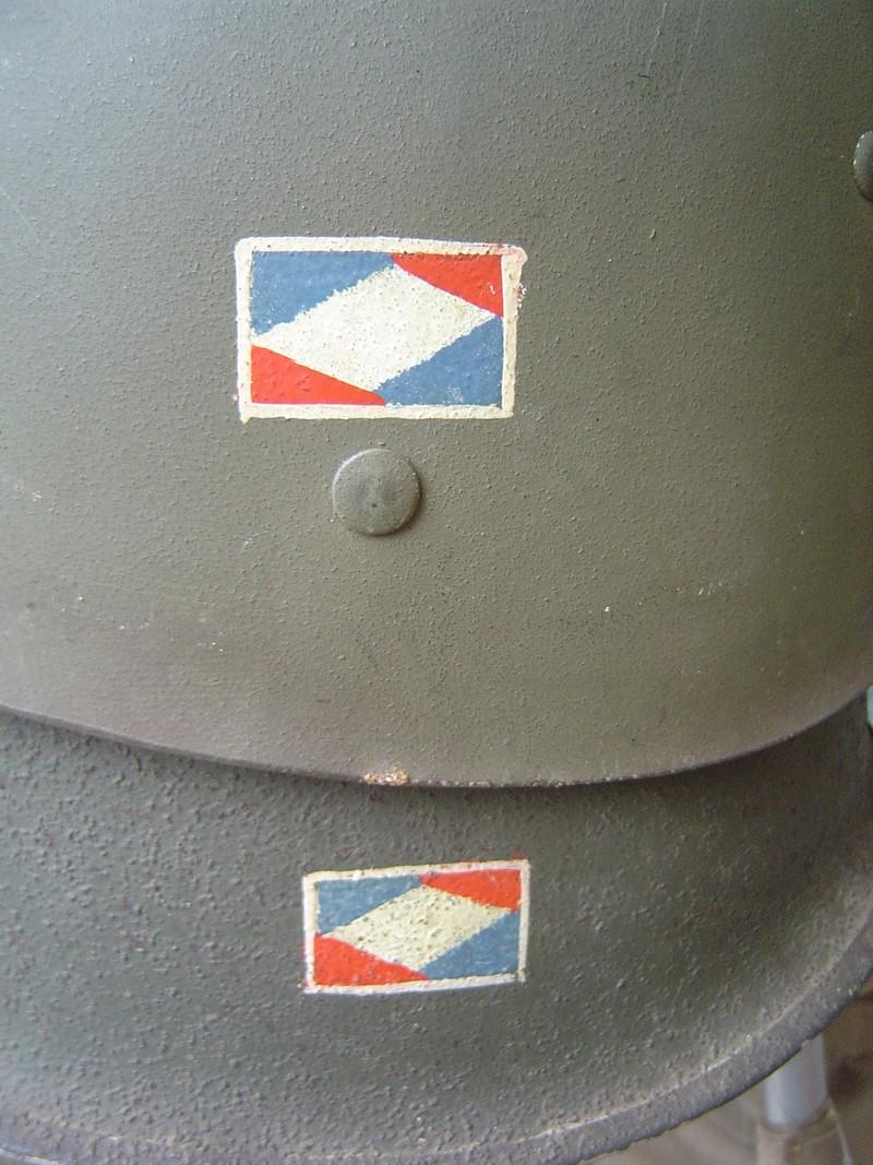 Casque M1 Première Armée  Dsc03720
