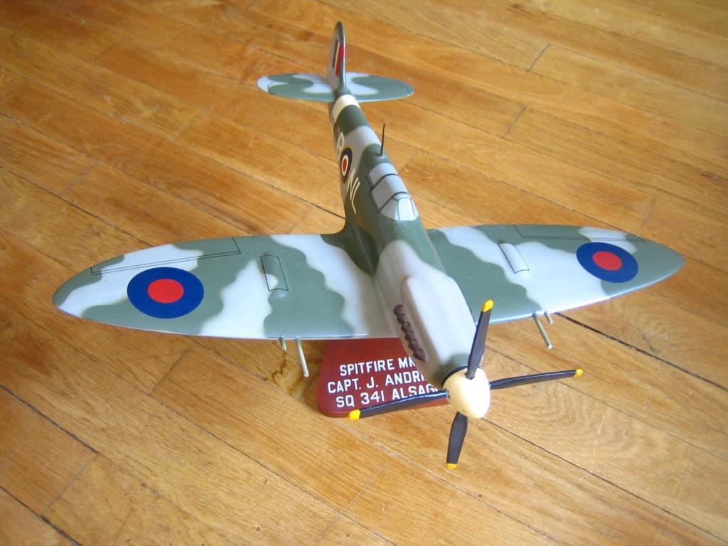 Spitfire du Groupe Alsace, cartouchière WW1 et du Stalag Img_3156
