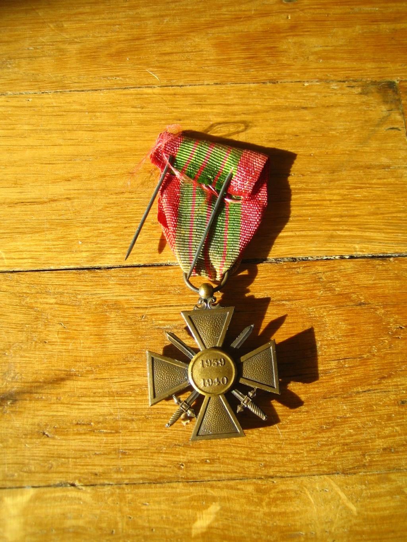 Médailles, photos et sac paco US nominé à identifier Img_3426