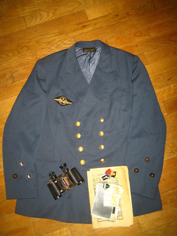 Veste de Général, insignes et photos Img_3580