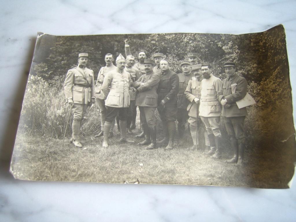 Veste de Général, insignes et photos Img_3592