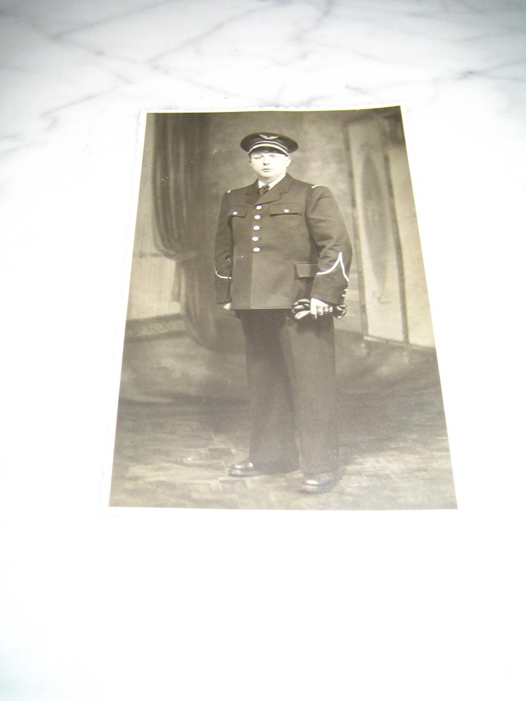 Veste de Général, insignes et photos Img_3594