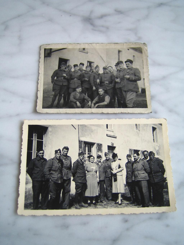 Veste de Général, insignes et photos Img_3595