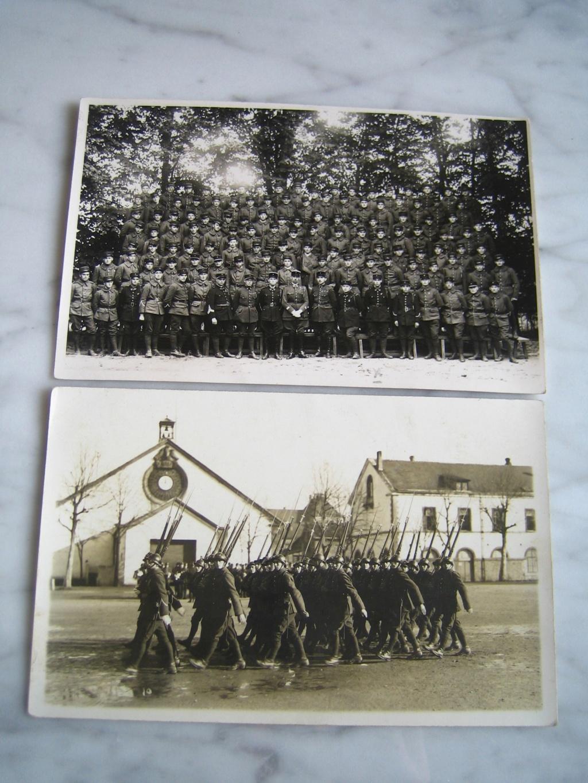 Veste de Général, insignes et photos Img_3596