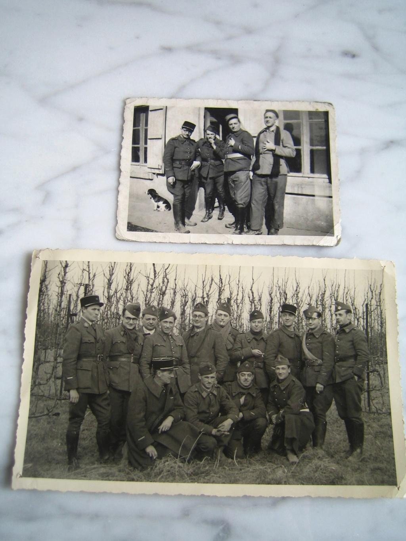 Veste de Général, insignes et photos Img_3597
