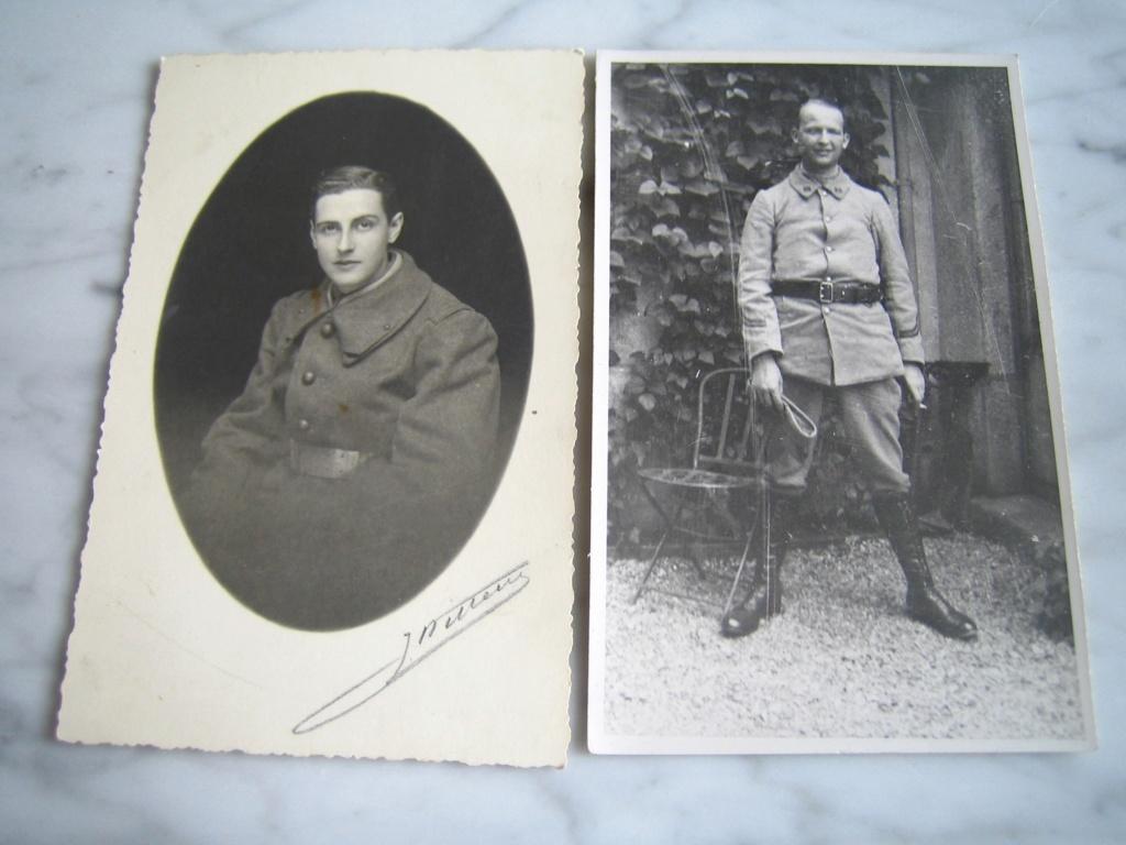 Veste de Général, insignes et photos Img_3598