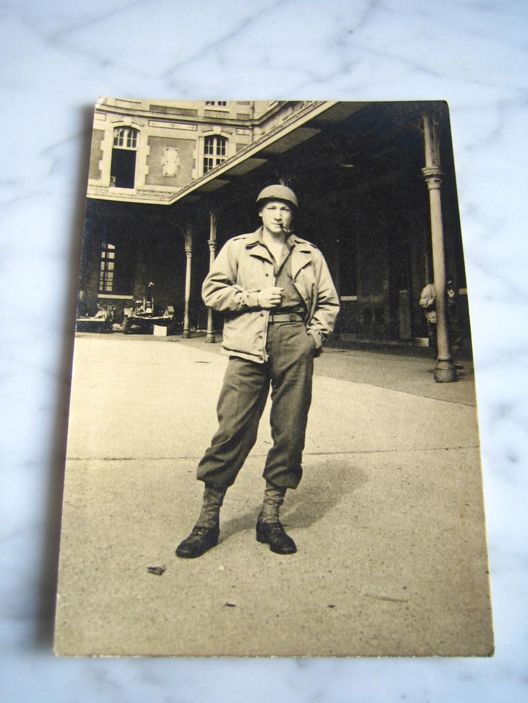 Veste de Général, insignes et photos Img_3602