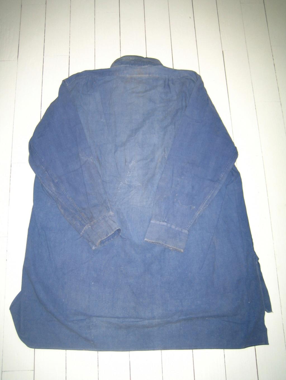 Chemise bleue, maédailles et photos  Img_3893