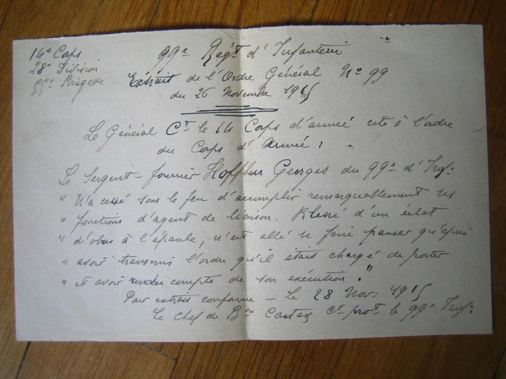 Le destin tragique du Capitaine HOFFHERR du 153ième R.I.F Img_3976