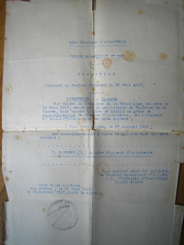 Le destin tragique du Capitaine HOFFHERR du 153ième R.I.F Img_3991