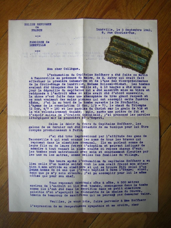 Le destin tragique du Capitaine HOFFHERR du 153ième R.I.F Img_4034