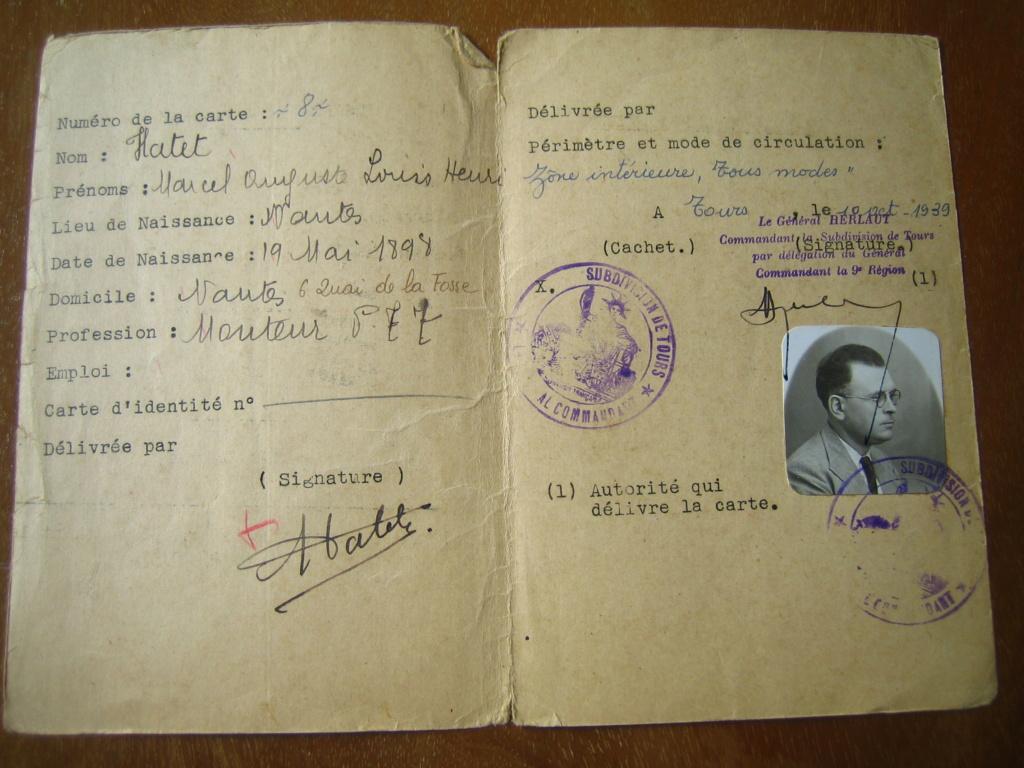 Marcel HATET Héroique Résistant Breton Img_4869