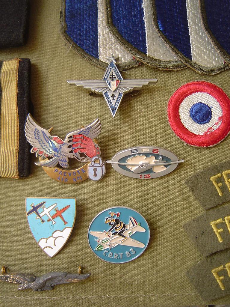 Grouping Armée de l'Air libé  Ins_110