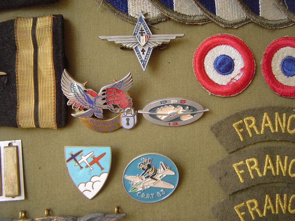 Grouping Armée de l'Air libé  Ins_b10