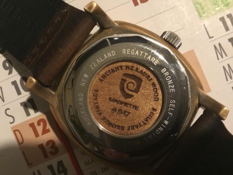 Les matériaux de nos montres - Partie IV : le Bronze - Page 2 17dada10