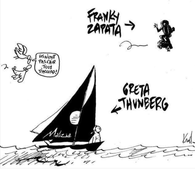 ZENITH - Franky Zapata 110 ans après Blériot traversera la Manche en Flyboard avec Zenith - Page 5 3142f610