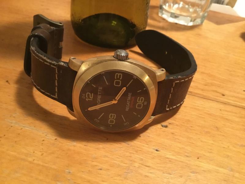 Les matériaux de nos montres - Partie IV : le Bronze - Page 2 Fd44cd10