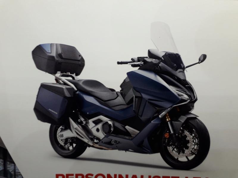 Nouveau Honda Forza 750 20210110