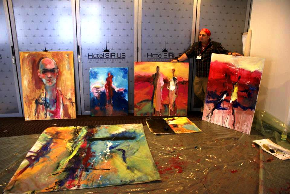 Internacional Artist Shefqet Avdush Emini 00e10