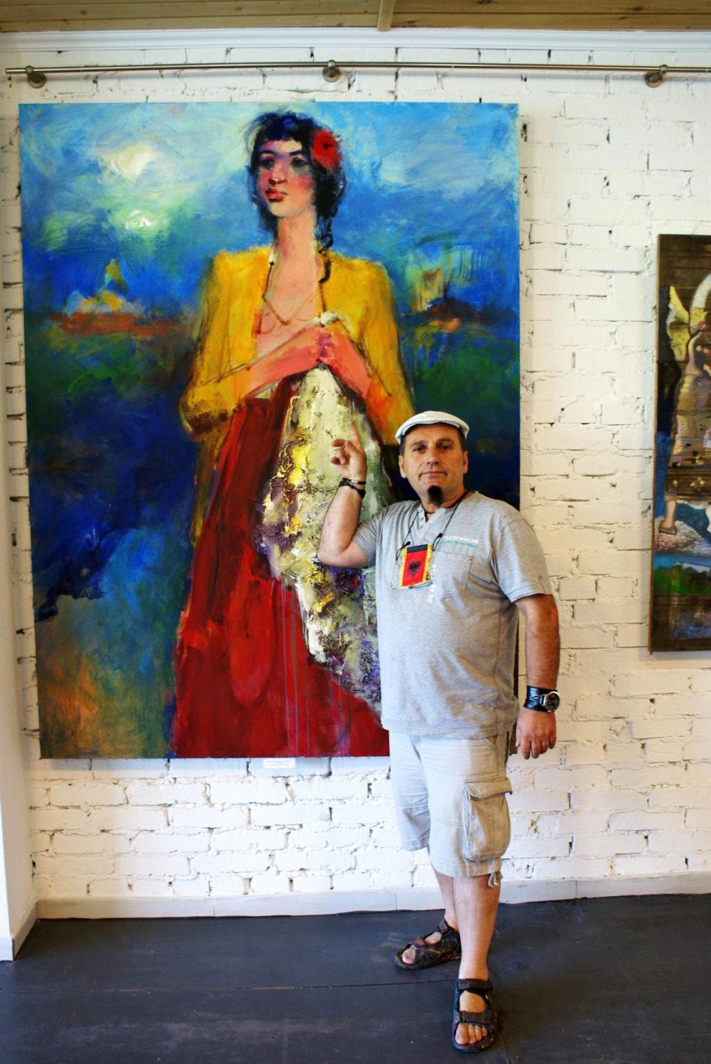 Internacional Artist Shefqet Avdush Emini 53010