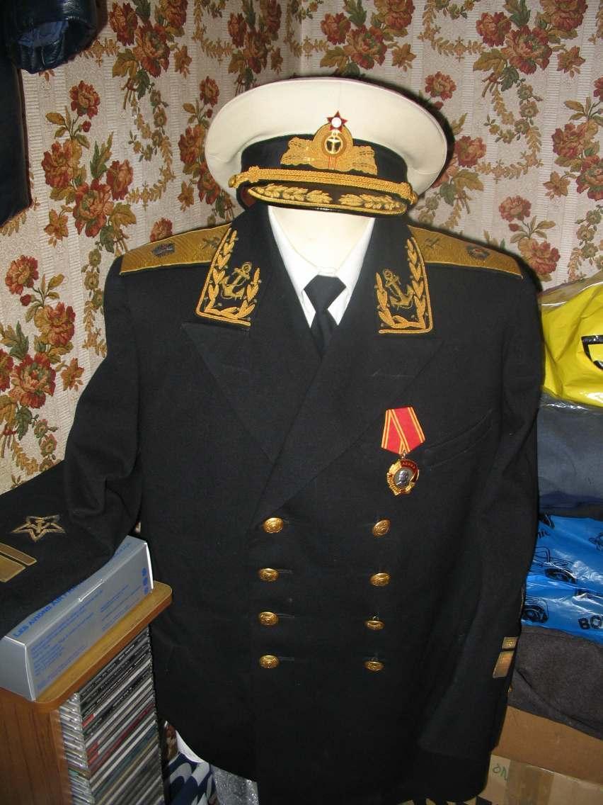 Officier marine soviétique (guerre froide) années 60-70 Amiral10