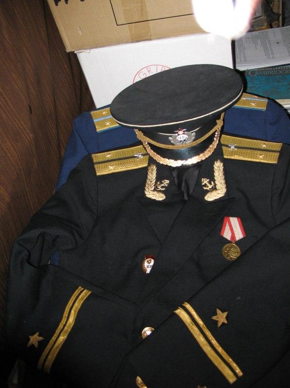 Officier marine soviétique (guerre froide) années 60-70 - Page 2 Ingeca10