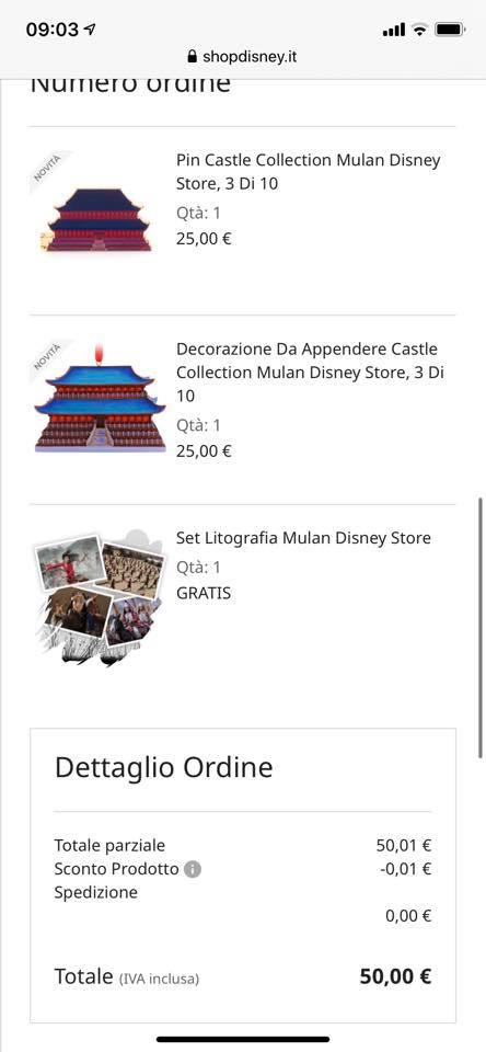 The Disney Castle Collection - Page 17 59560c10