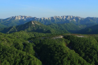 Священная гора в Кураяма