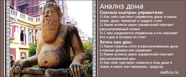 Джйотиш ведическая астрология Dom10