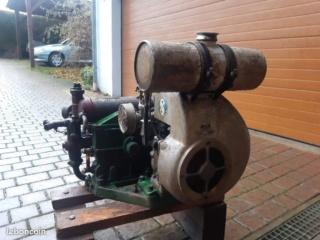 (Vends) Motopompe avec moteur Sachs 18e30d11