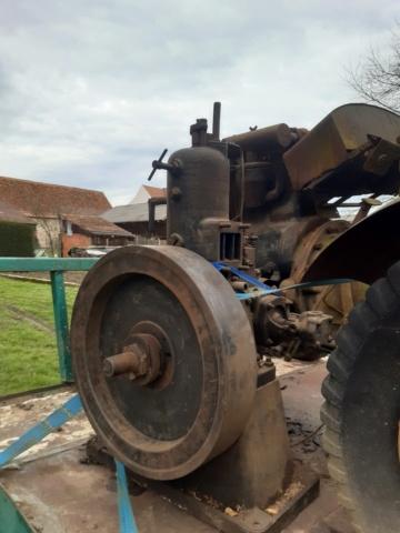Un 2 temps teuton dans la grange : MWM 20200210