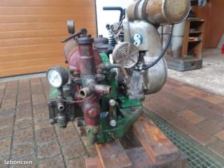 (Vends) Motopompe avec moteur Sachs 4fd83111