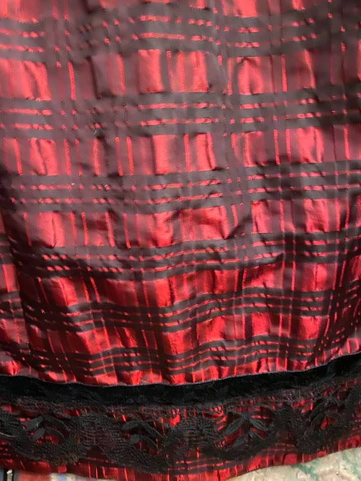 A vendre : robe de jour second empire Taille 46-48-50 79512410