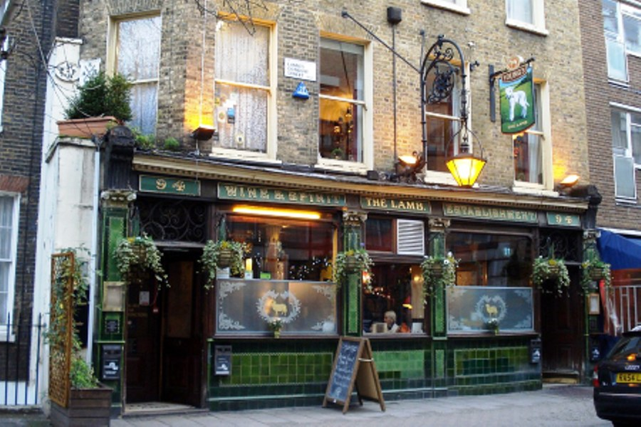25 Great Pubs of London 03_the11