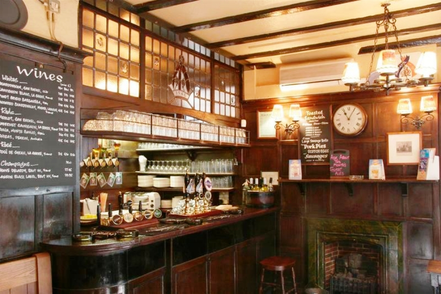 25 Great Pubs of London 05_ye_11