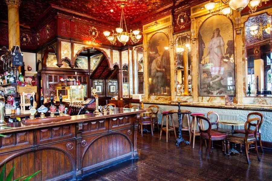 25 Great Pubs of London 06_the10