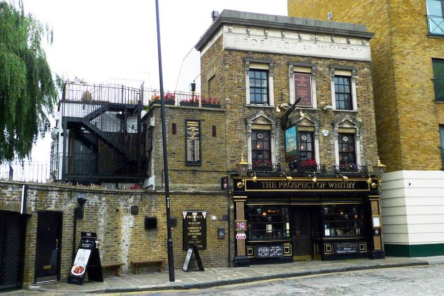 25 Great Pubs of London 08_the11
