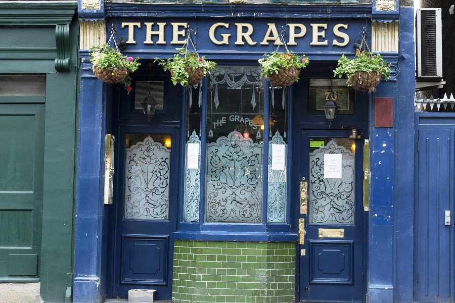 25 Great Pubs of London 09_the11