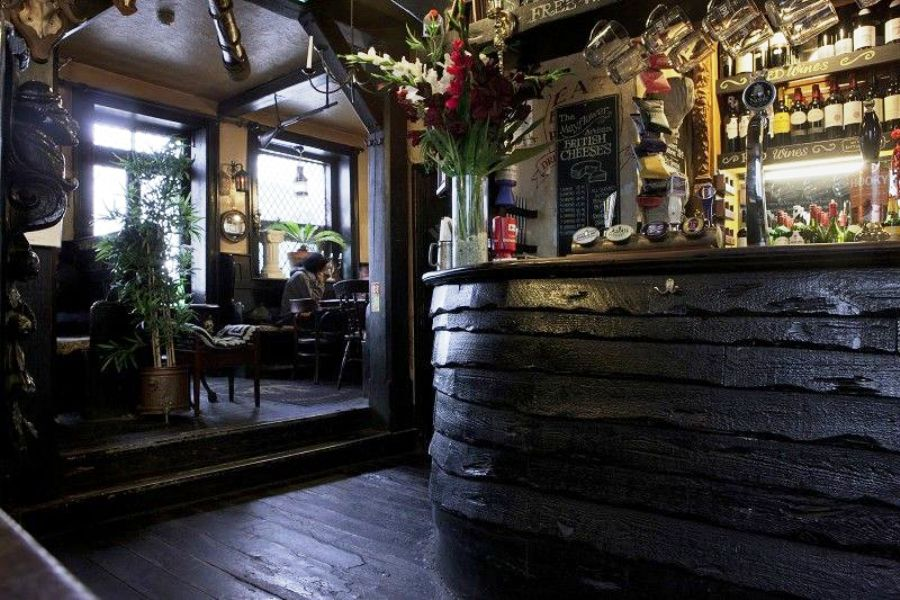 25 Great Pubs of London 10_the10