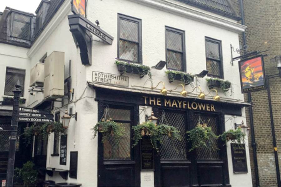 25 Great Pubs of London 10_the11