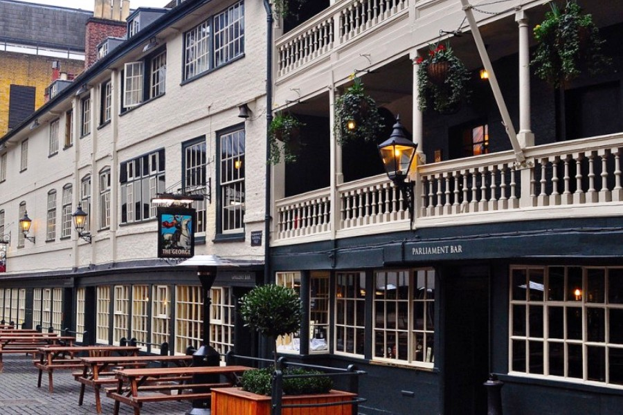 25 Great Pubs of London 11_the11