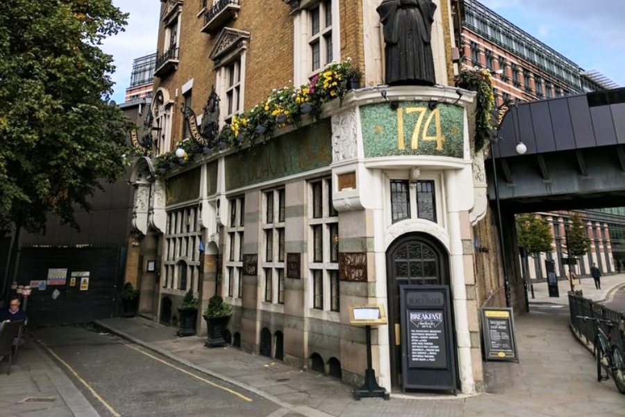 25 Great Pubs of London 13_the10