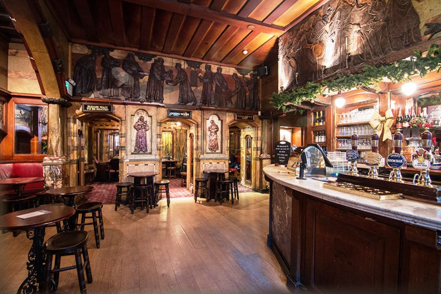 25 Great Pubs of London 13_the11