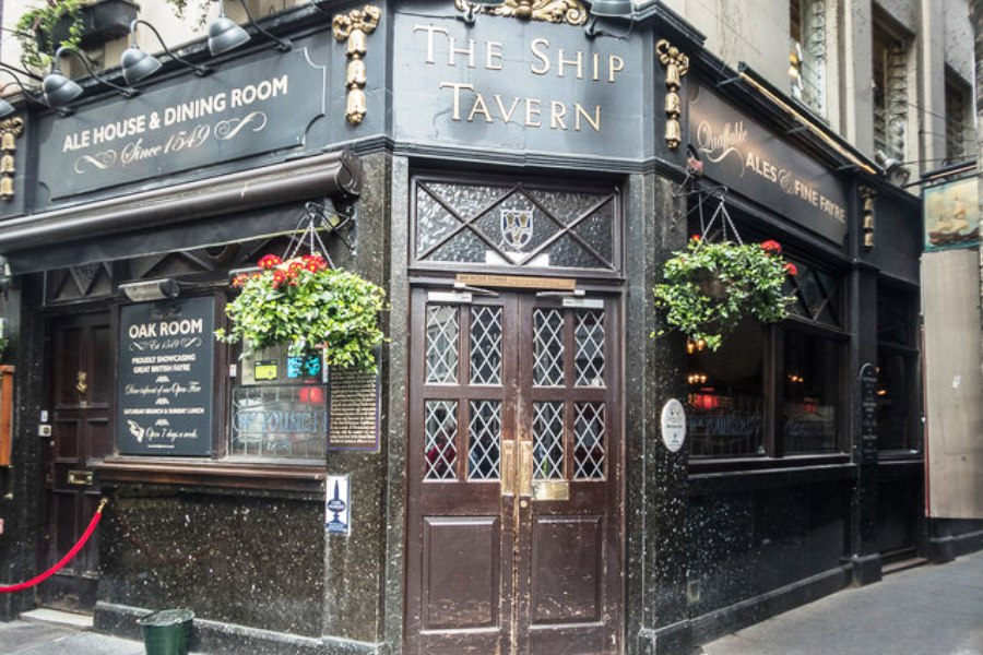 25 Great Pubs of London 15_the10