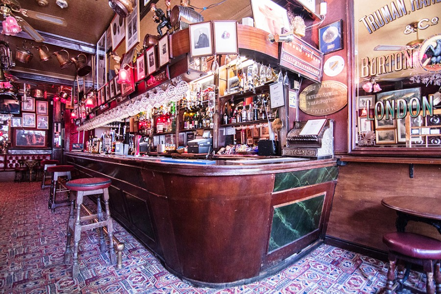 25 Great Pubs of London 16_the11