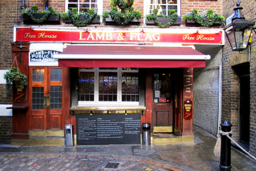 25 Great Pubs of London 17_the11