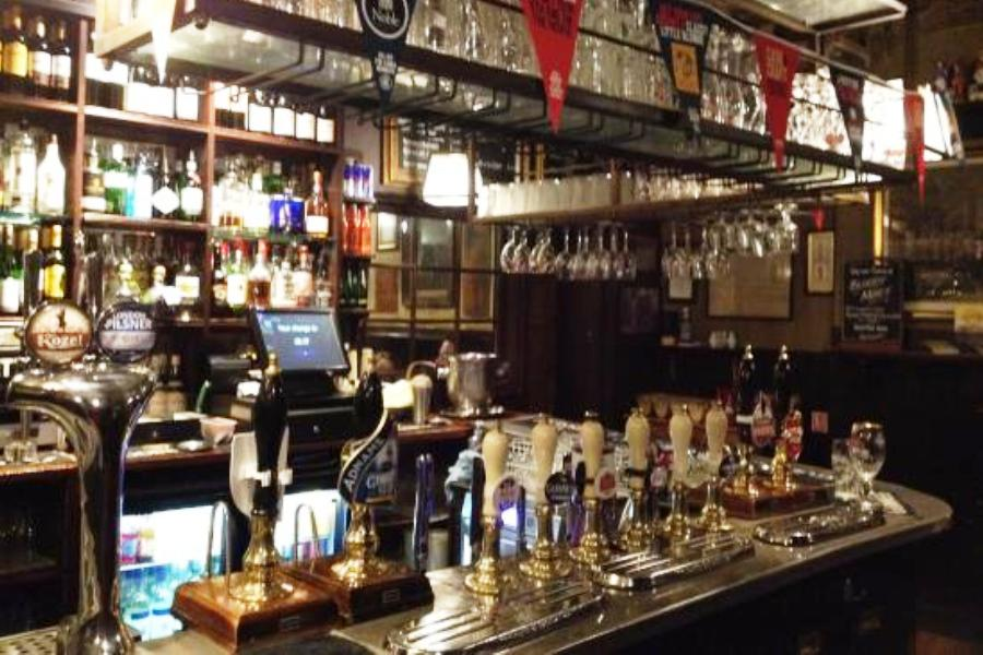 25 Great Pubs of London 22_the10