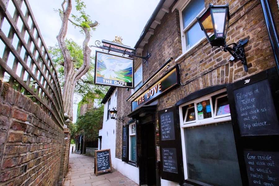 25 Great Pubs of London 25_the10