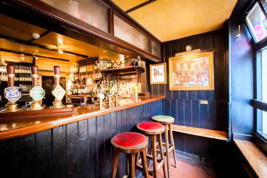 25 Great Pubs of London 25_the11