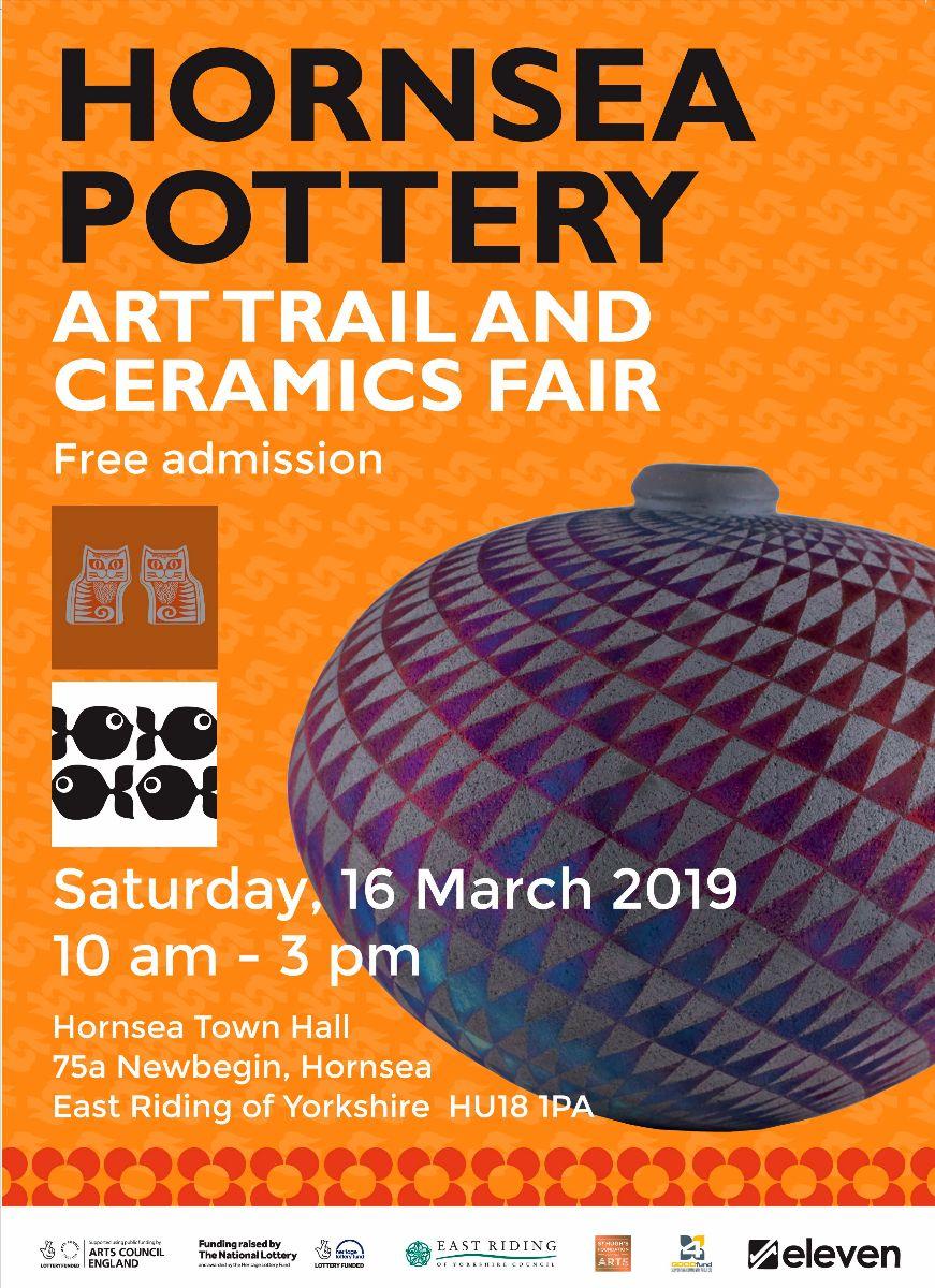 Hornsea Pottery Art Trail & Ceramic Fair 241e2210